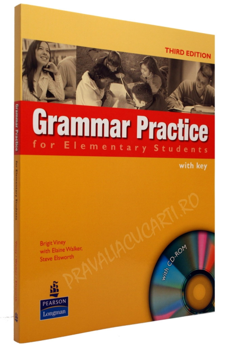 Grammar Practice for Elementary Students Student's Book with Key and CD-ROM 0