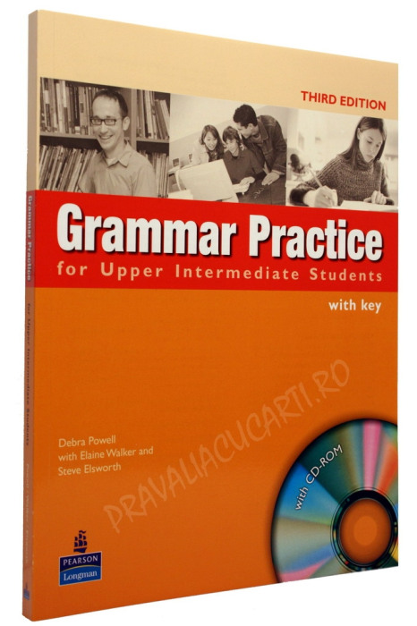 Grammar Practice for Upper Intermediate Students Student's Book with Key and CD-ROM 0