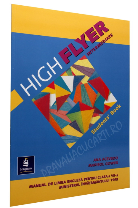 High Flyer intermediate students'book 0