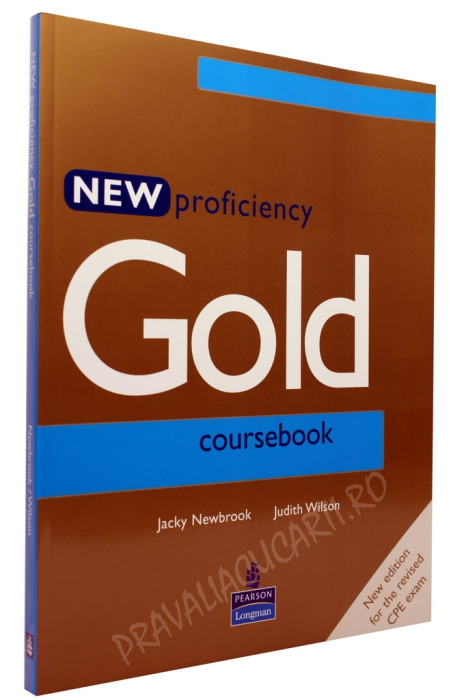 New Proficiency Gold Course Book 0