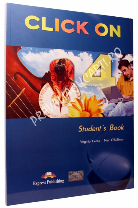 Click On 4 Student's book 0