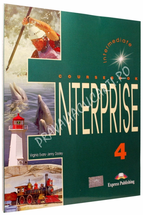 Enterprise 4. Student's Book 0