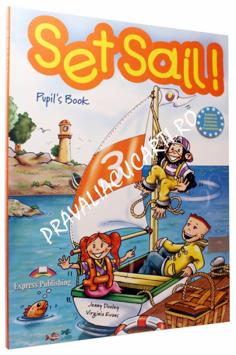 Set Sail 3. Pupil's Book 0