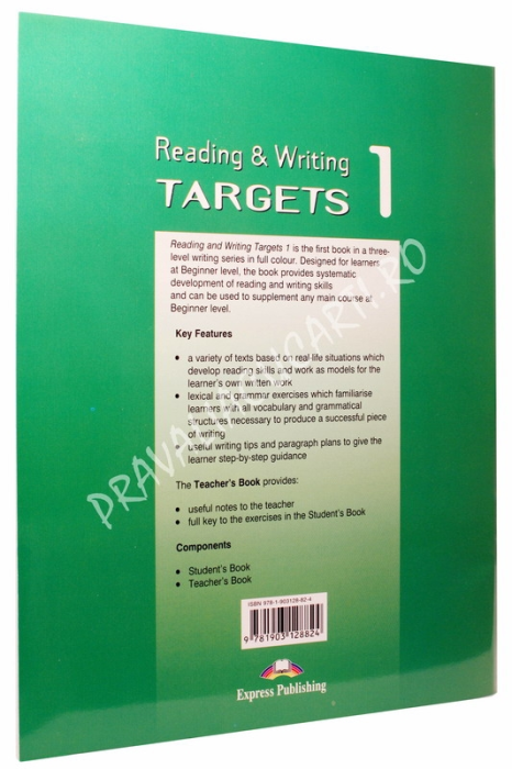 Reading & Writing Targets 1. Student's Book 1