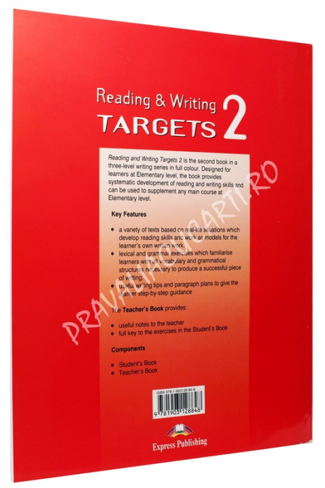Reading & Writing Targets 2. Student's Book 1