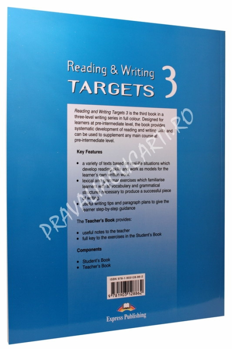 Reading & Writing Targets 3. Student's Book 1