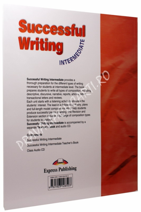 Successful Writing Intermediate. Student's Book 1