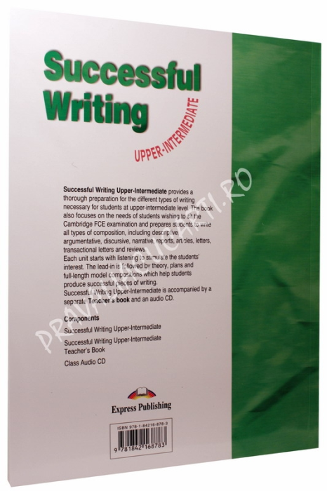 Successful Writing Upper-Intermediate. Student's Book 1