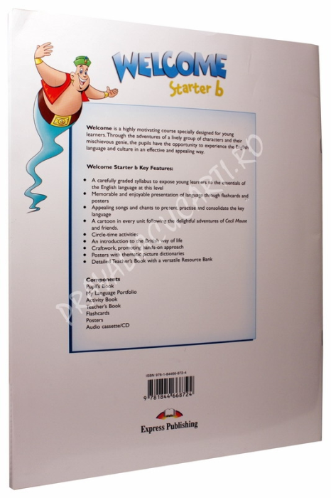 Welcome Starter b. Pupil's Book 1