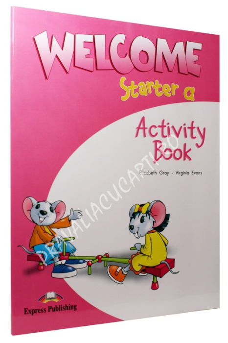 Welcome Starter a. Activity Book 0