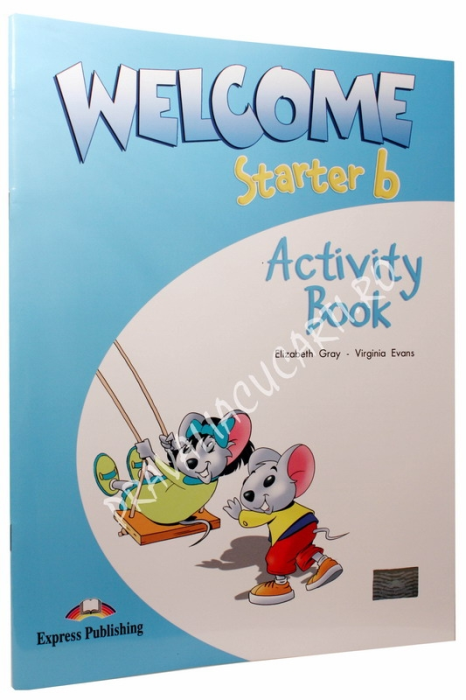 Welcome Starter b. Activity Book 0