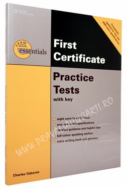 First Certificate Practice Tests - With Key 0