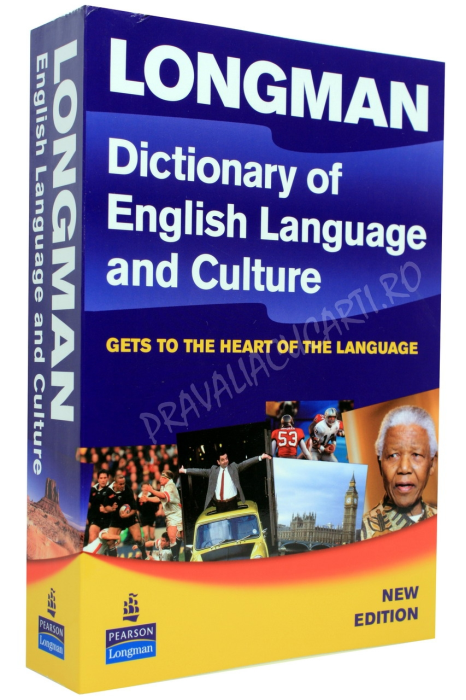 Dictionary of English Language and Culture 0