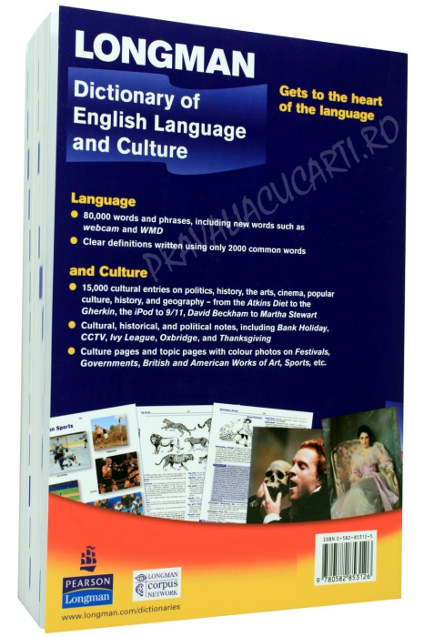 Dictionary of English Language and Culture 1