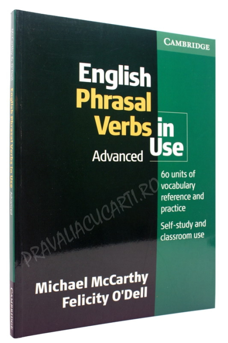 English Phrasal Verbs in Use Advanced with Answers 0