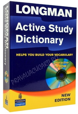 Longman Active Study Dictionary with CD-ROM 0
