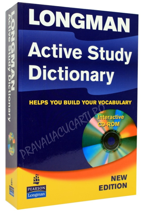 Longman Active Study Dictionary with CD-ROM 1