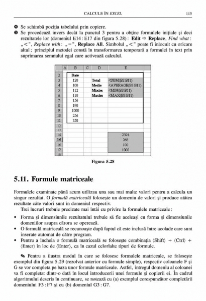 Excel prin exemple 3