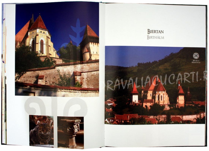 Hidden Treasures of Transylvania. The saxon fortified churches 1