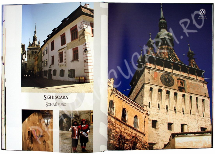 Hidden Treasures of Transylvania. The saxon fortified churches 2