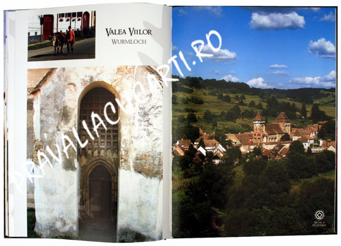 Hidden Treasures of Transylvania. The saxon fortified churches 4