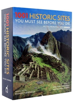 1001 historic sites you must see before you die 0