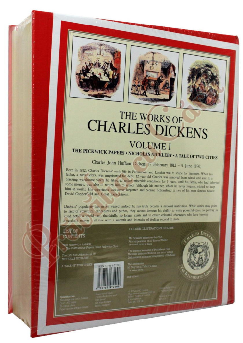 The Works of Charles Dickens Vol. 1 2