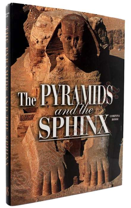 The Pyramids and the Sphinx 1