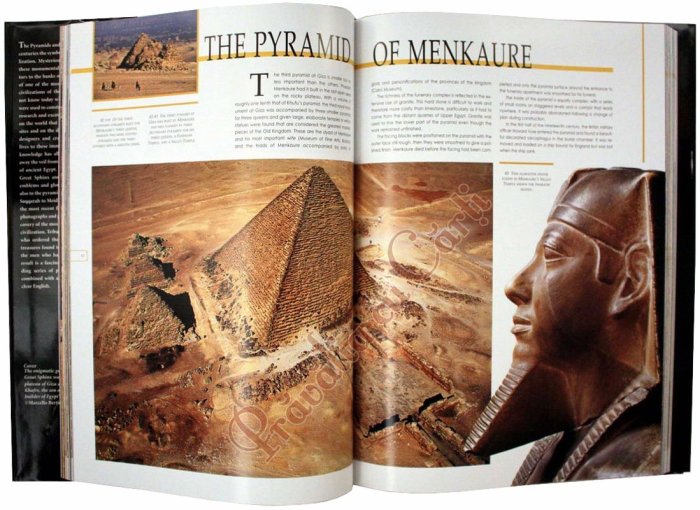 The Pyramids and the Sphinx 2