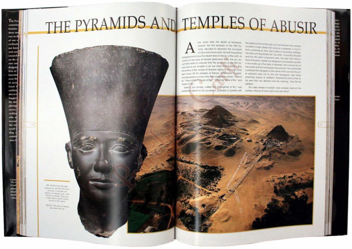 The Pyramids and the Sphinx 4