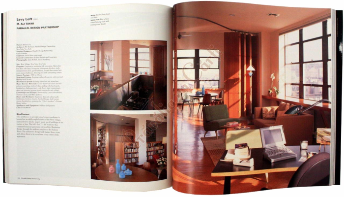 The New American Apartment: Innovations in Residential Design and Construction: 30 Case Studies [4]