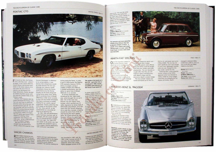 Encyclopedia of Classic Cars From 1890 To the Present Day 4