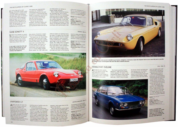 Encyclopedia of Classic Cars From 1890 To the Present Day 5