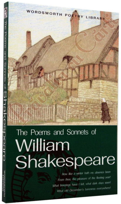 The Poems and Sonnets of William Shakespeare 1