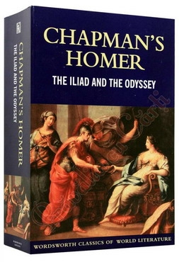Chapman's Homer: The Iliad and the Odyssey 0
