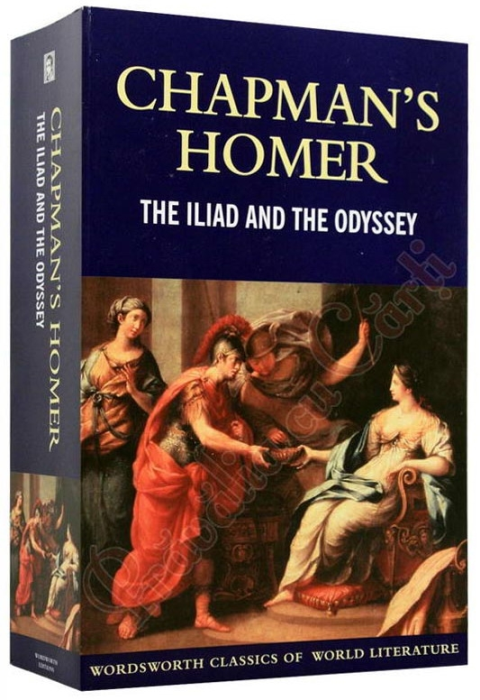 Chapman's Homer: The Iliad and the Odyssey 1