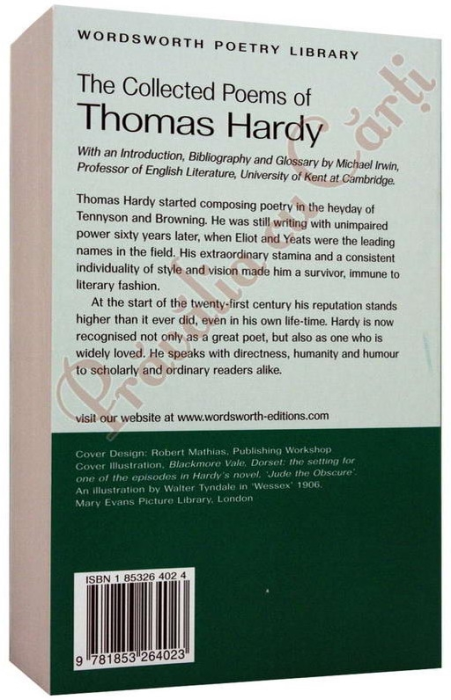 The Collected Poems of Thomas Hardy 2