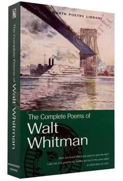 The Complete Poems of Walt Whitman 0