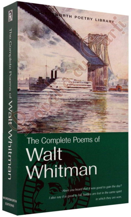 The Complete Poems of Walt Whitman 1