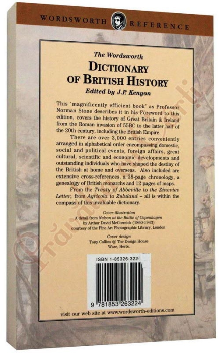 Dictionary of British History 2