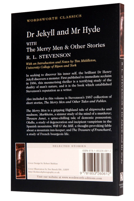 Dr Jekyll and Mr Hyde & The Merry Men and Other Tales 1