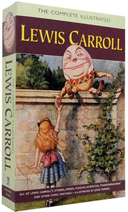 The Complete Illustrated Lewis Carroll 1