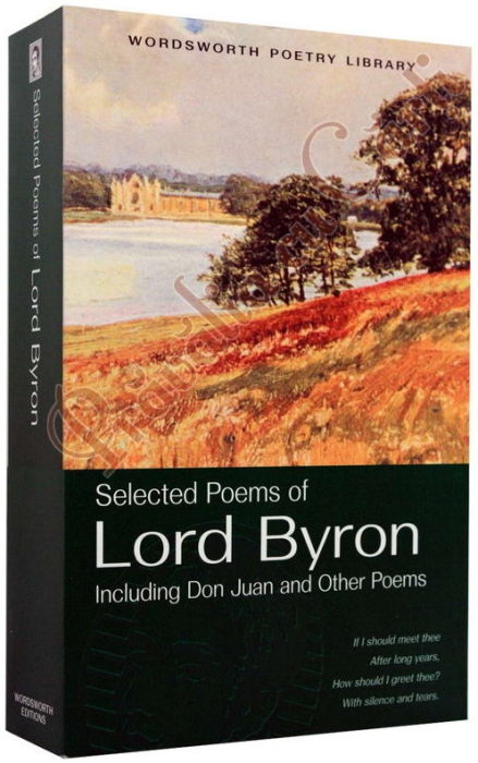 The Selected Poems of Lord Byron 1