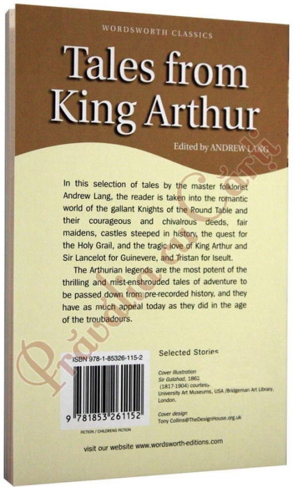 Tales from King Arthur 2