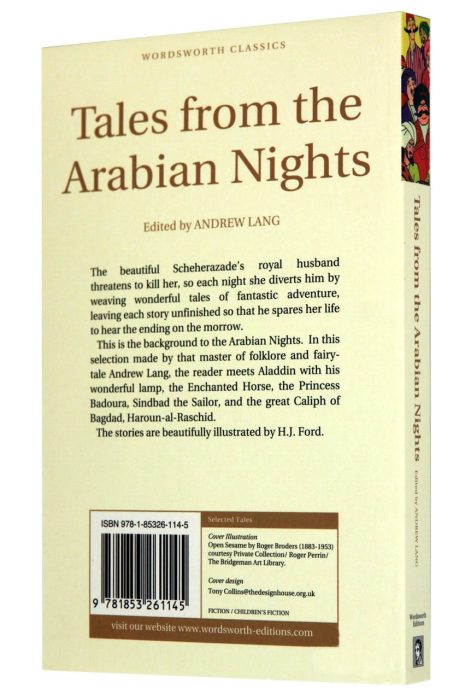 Tales from the Arabian Nights 1
