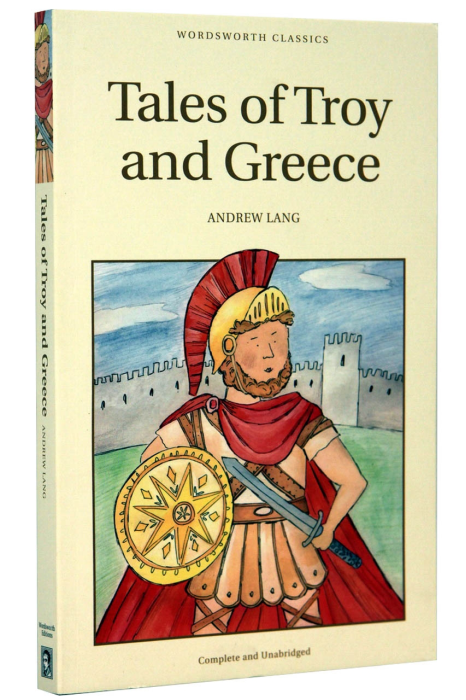Tales of Troy and Greece 0