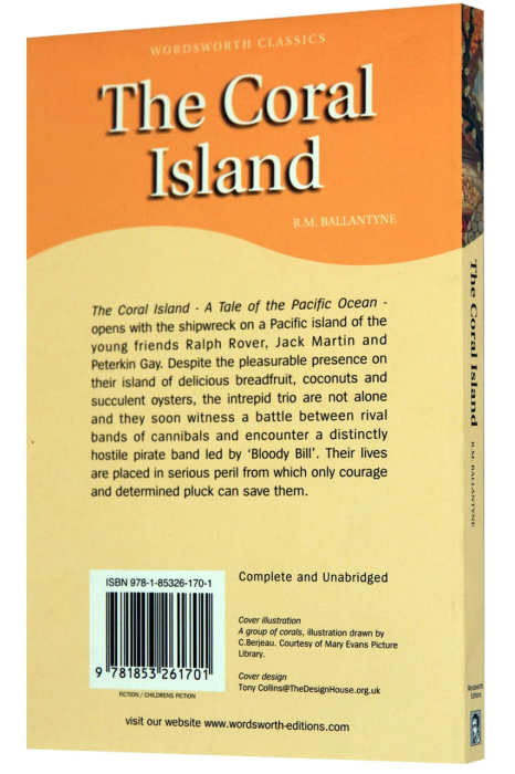 The Coral Island 1