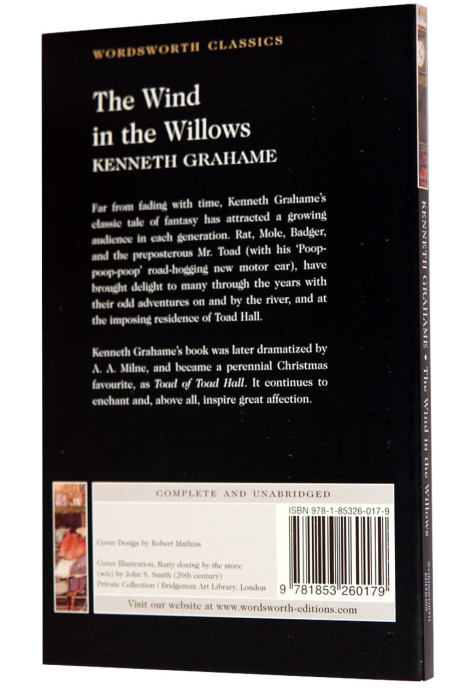 The Wind in the Willows [1]