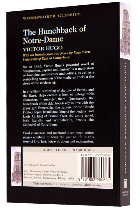 The Hunchback of Notre-Dame 1