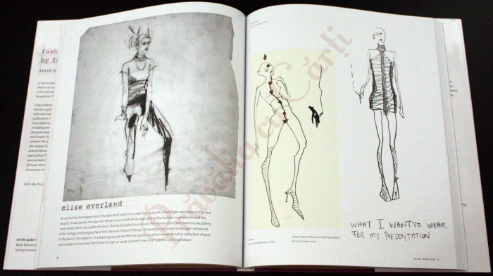 Fashion Illustration by Fashion Designers 2
